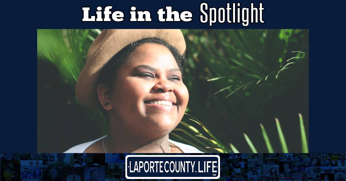 A La Porte County Life in the Spotlight: Dominique Edwards