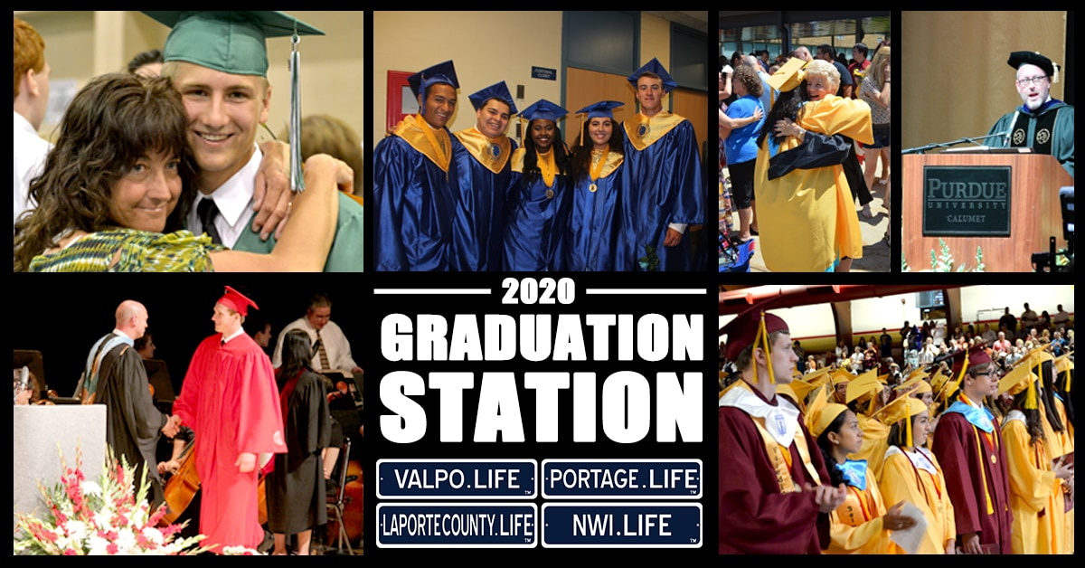 Northwest Indiana Graduation Station 2020