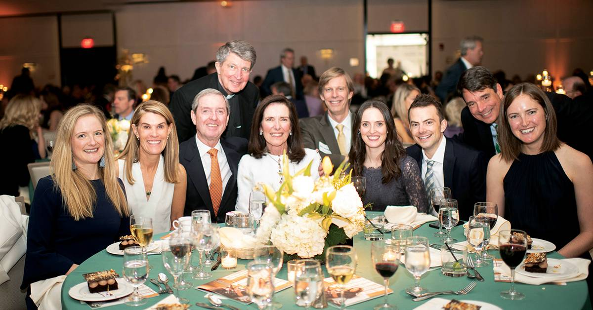 35th Helping Hands Award Dinner honors Catherine Hiler