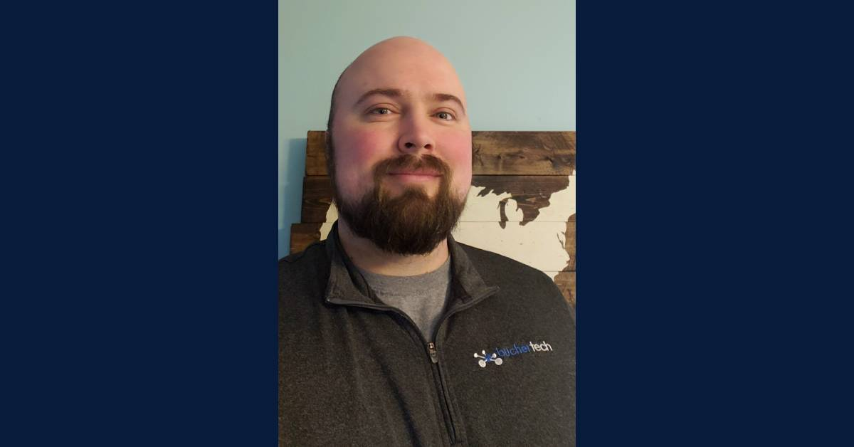 A BucherTech Employee Spotlight: Jonathan Ray