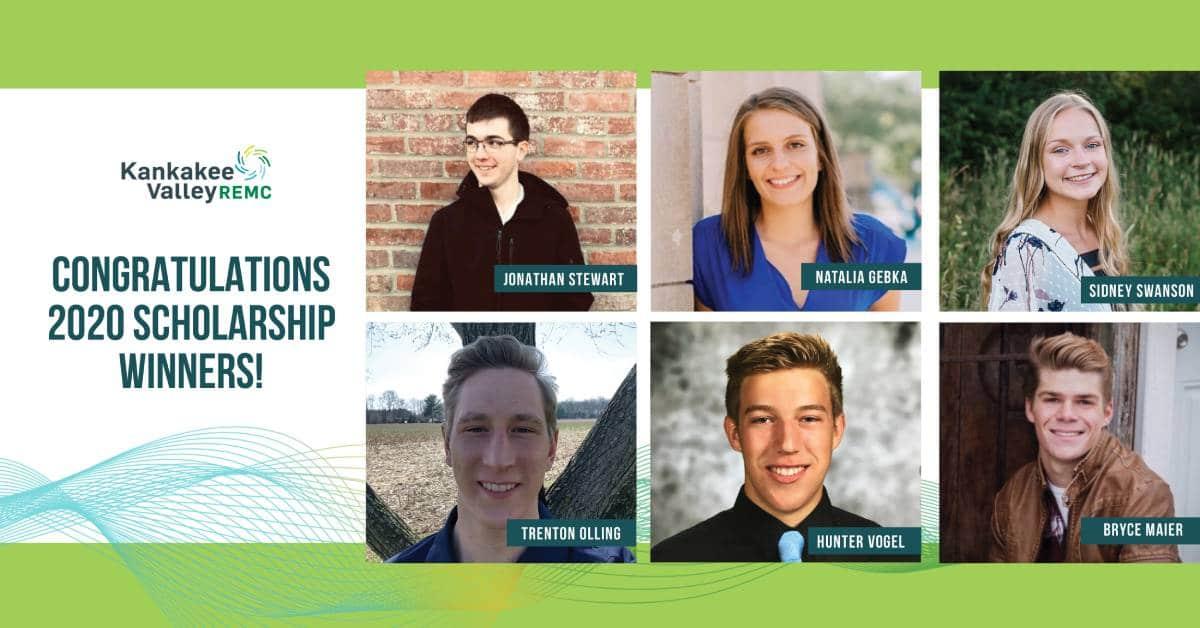 Local High School Seniors Awarded Scholarships Totaling $8,000
