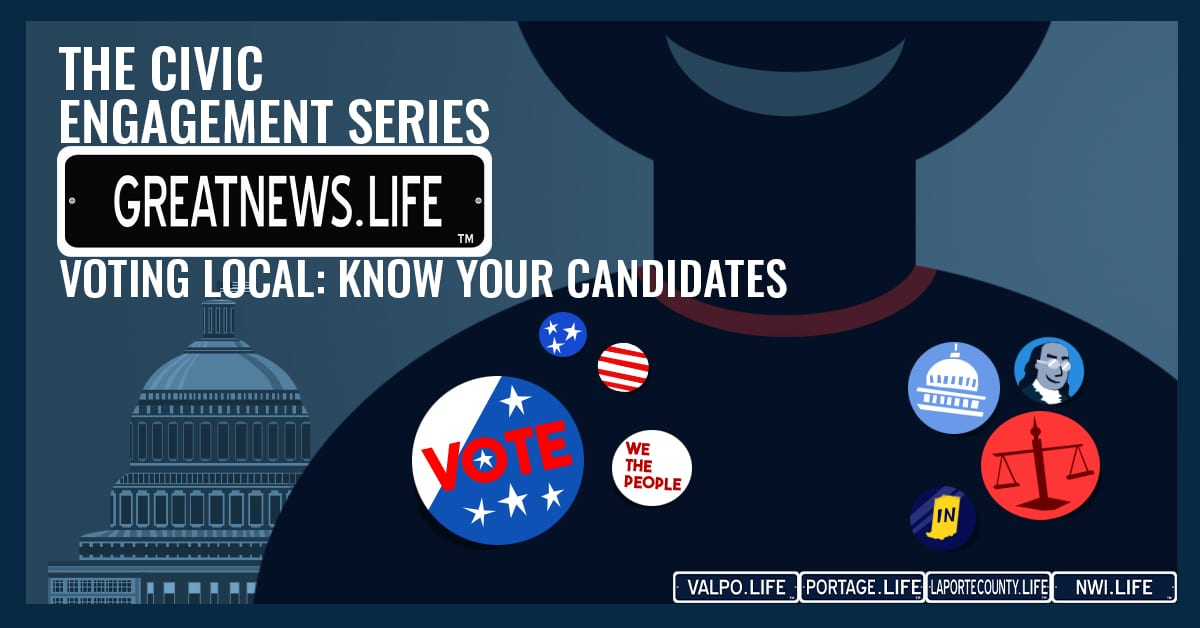 Civic Engagement Series: Know your Candidates