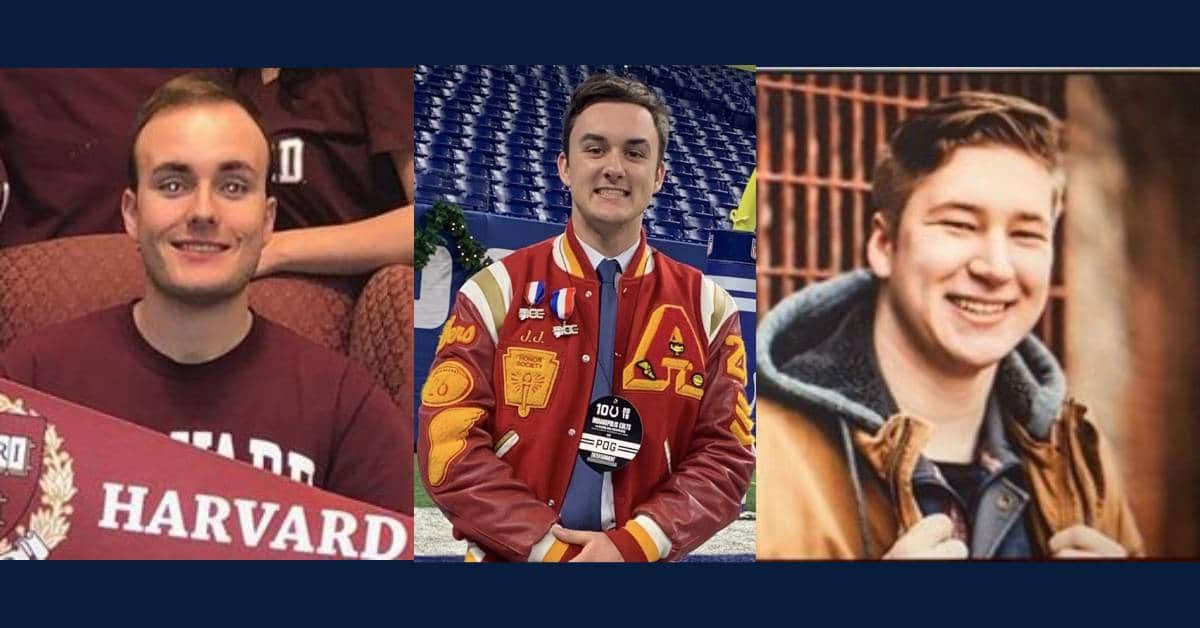 St. Mary's Grade School Graduates Receive Top High School Honors