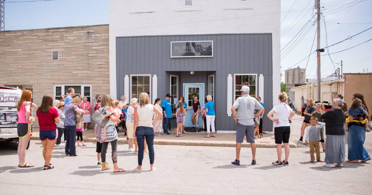 Montgomery Mercantile provides essential hub to Francesville community