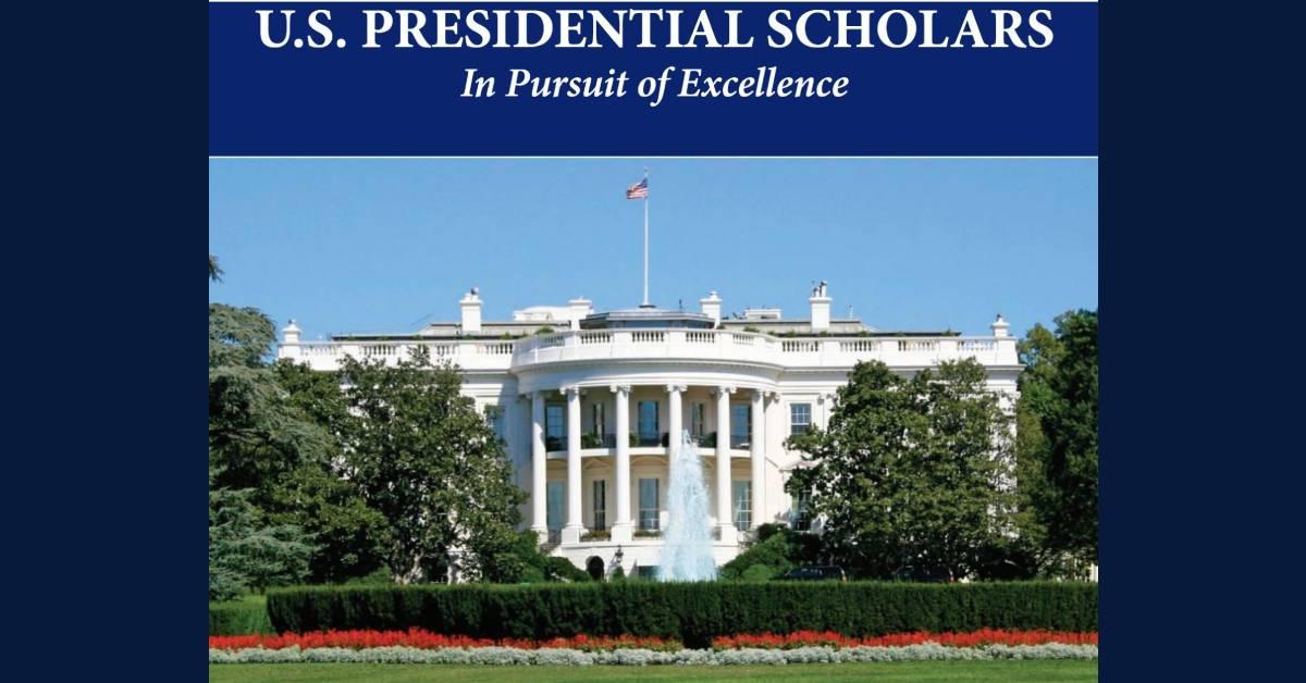 Region student Annie Ostojic named 2020 U.S. Presidential Scholar