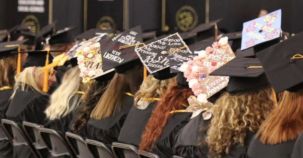 Purdue University Northwest celebrates the spring Class of 2020