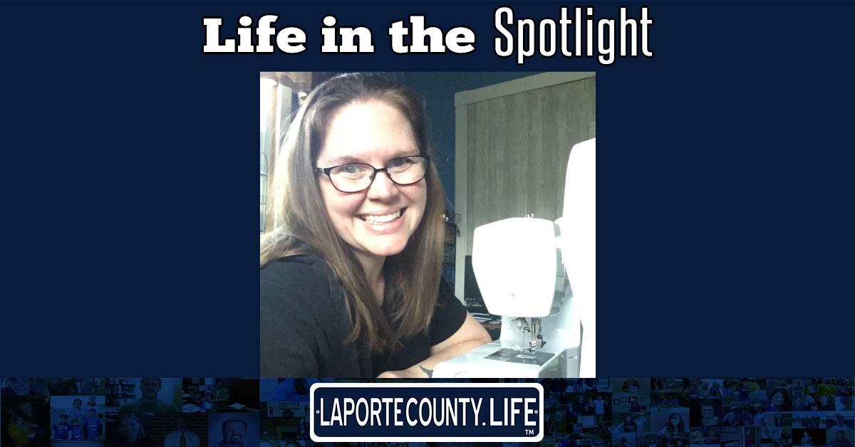A La Porte County Life in the Spotlight: Sandra Grimm