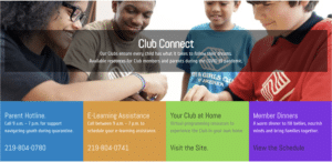 club connect information