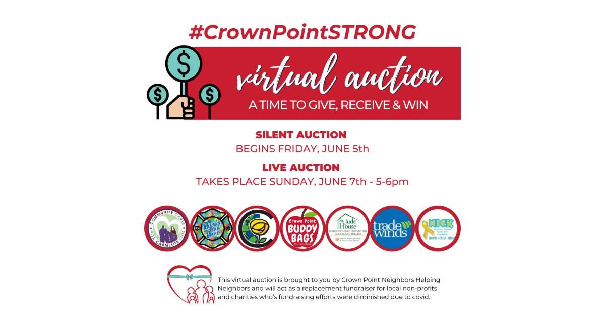 Crown Point Strong Virtual Auction