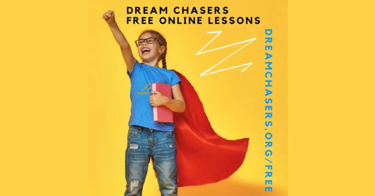 Dream Chasers, helping kids achieve their dreams even during quarantine
