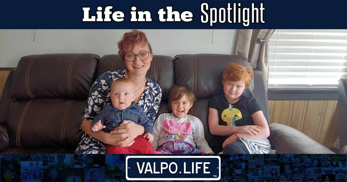 A Valpo Life in the Spotlight: Jacqueline Ridge