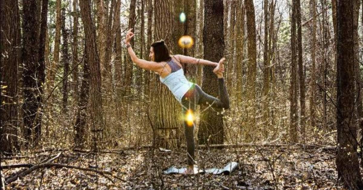 Yoga in the Gardens begins June 11