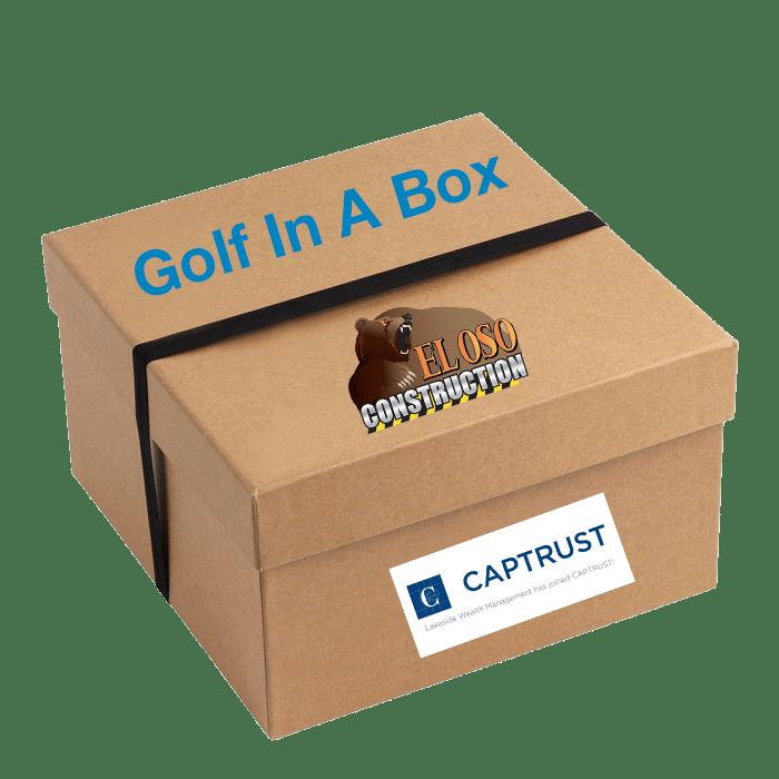 Golf in a box