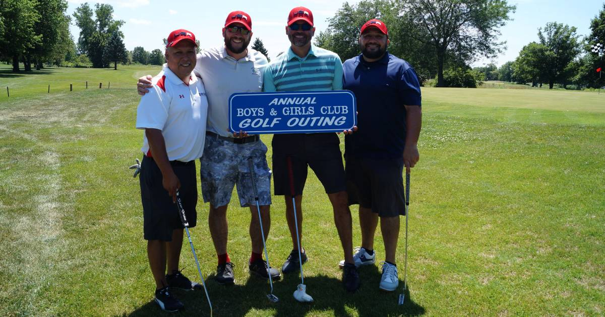 Boys & Girls Clubs of Greater Northwest Indiana create fun twist on traditional golf outing