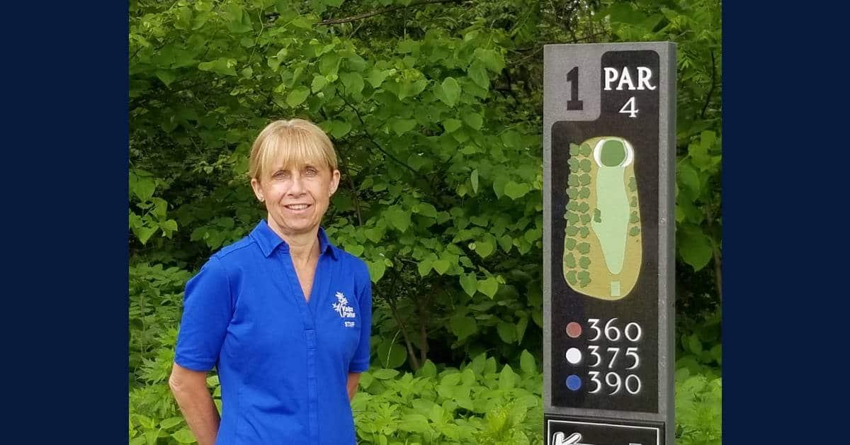 A Valpo Parks Employee Spotlight: Beth Bowker