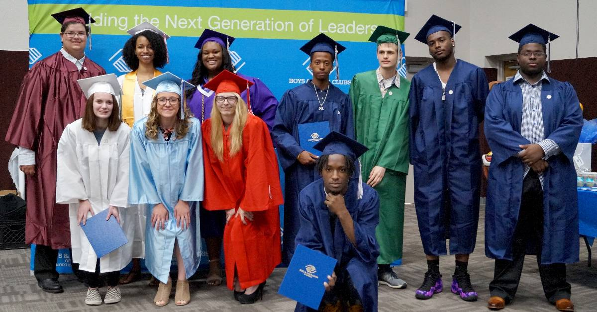 Boys & Girls Clubs of Greater Northwest Indiana honors graduating seniors