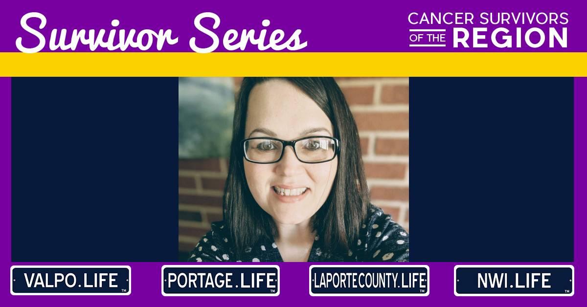 Cancer Survivor Series: Kimberly Hendricks