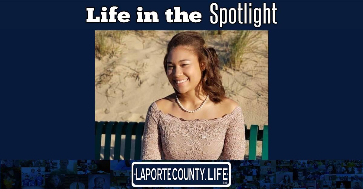 A La Porte County Life in the Spotlight: Aaliyah Briggs