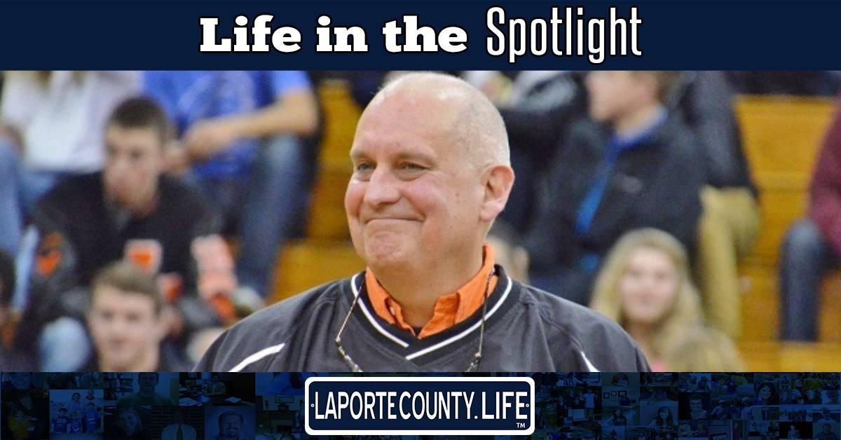 A La Porte County Life In The Spotlight: Chip Jones