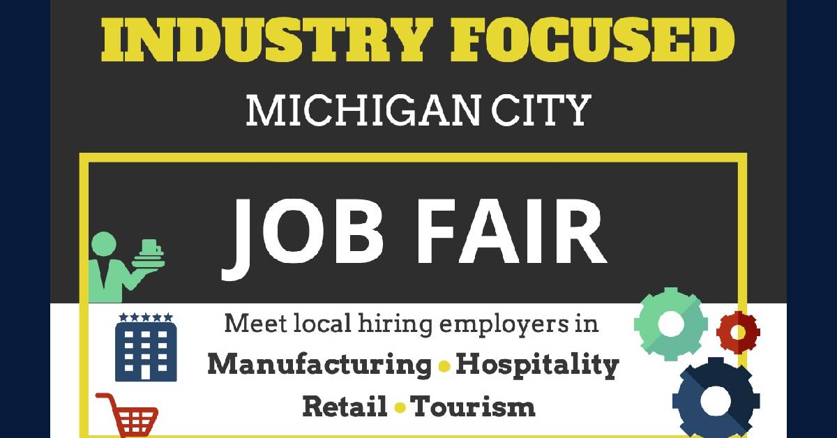 Economic Development Corporation of Michigan City to host industry-focused job fair