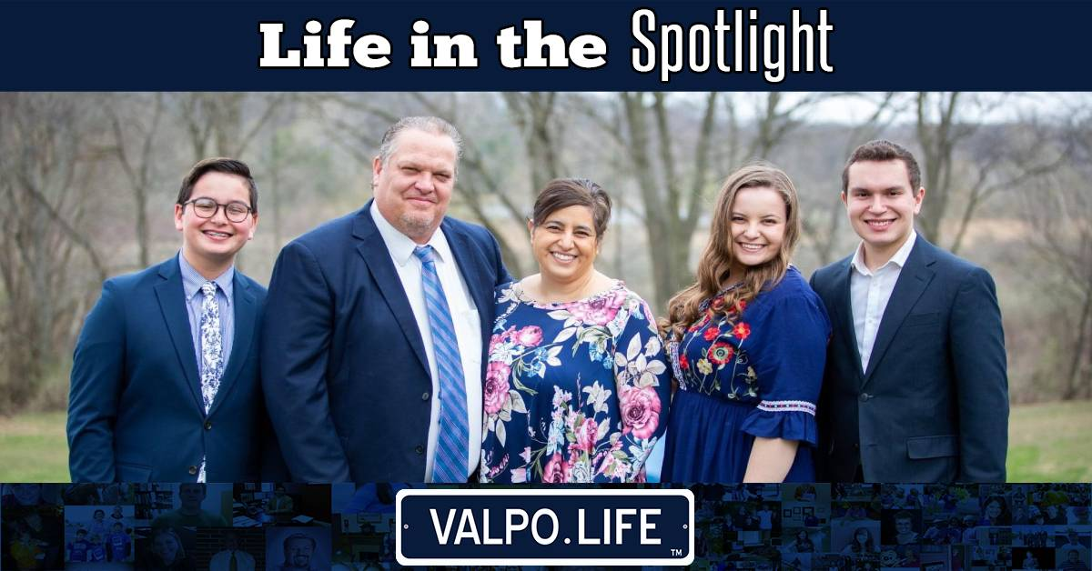A Valpo Life in the Spotlight: Maggie and Troy Quick