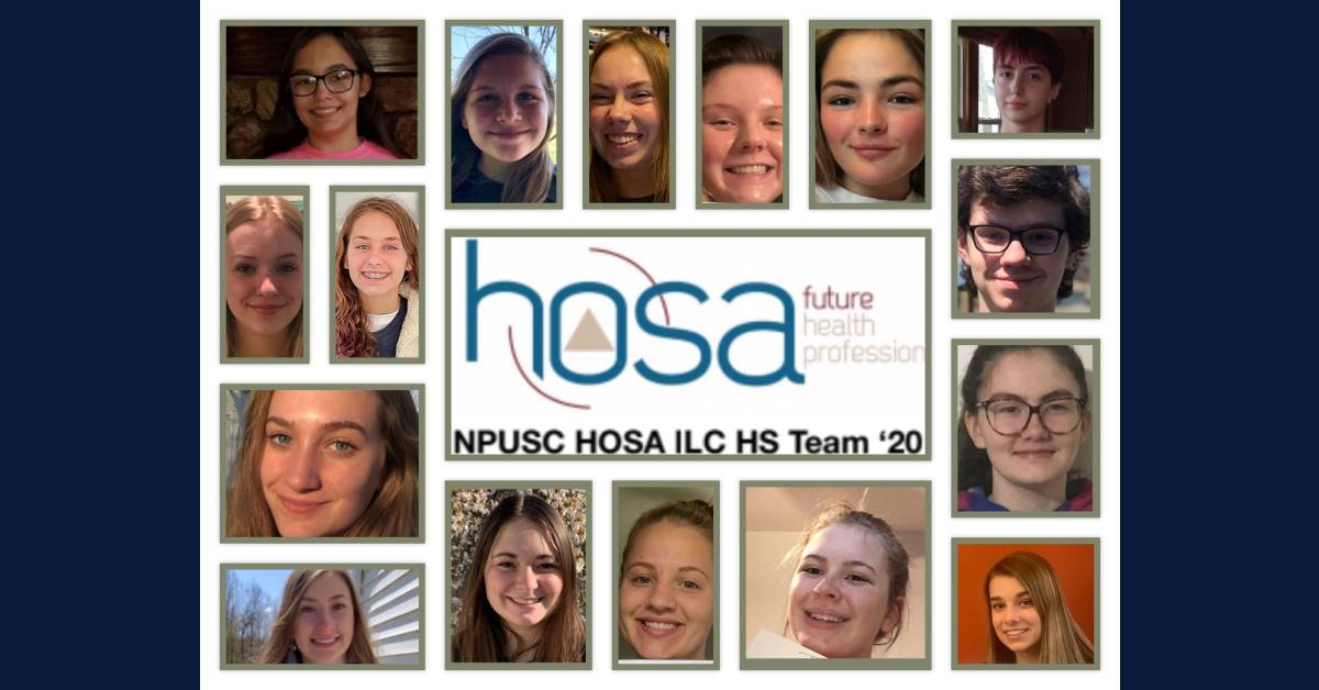 New Prairie HOSA Future Health Professionals to compete at international competition