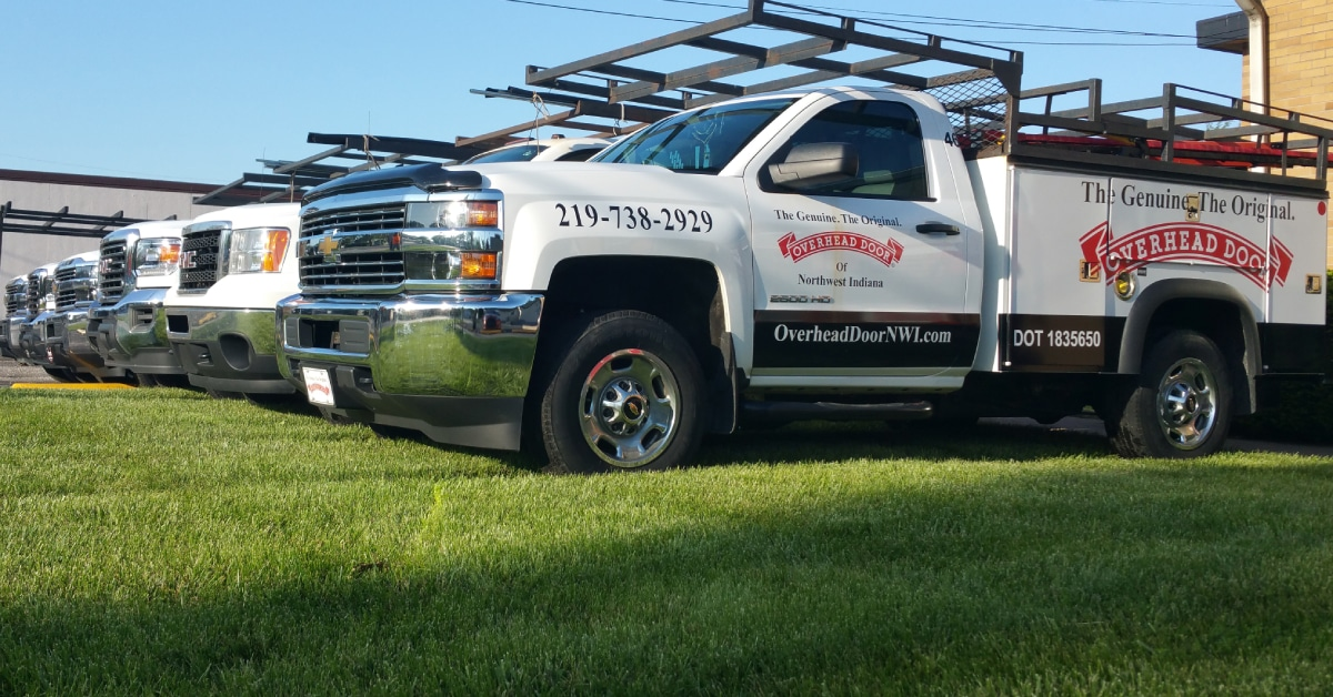 Overhead Door Company of Northwest Indiana highlights benefits of maintenance for Garage Door Safety Month