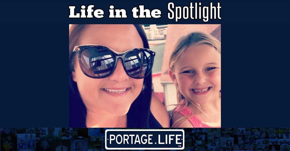 A Portage Life in the Spotlight: Sarah Wilkins