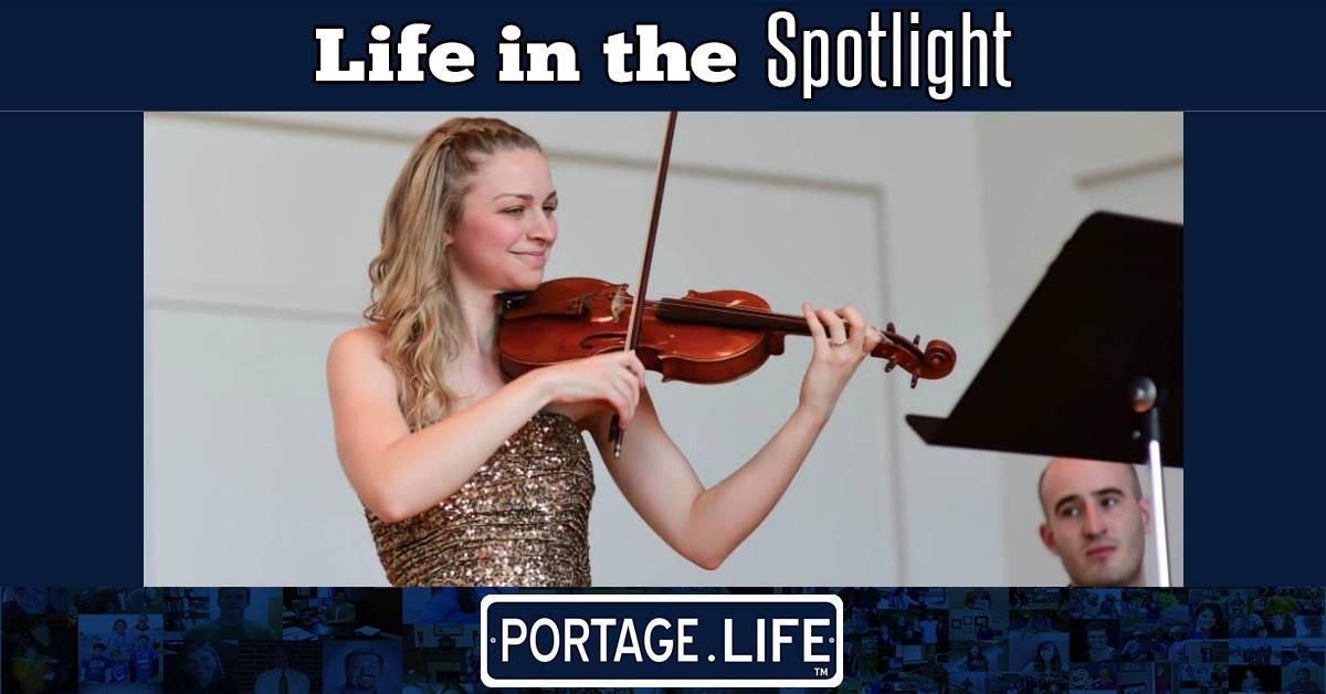 A Portage Life in the Spotlight: Jessica Bouma