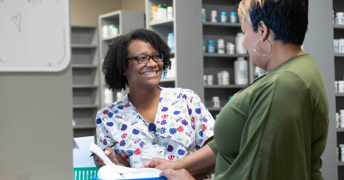 Porter-Starke Services provides accessible care with on-site pharmacy