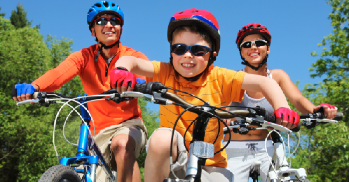 5 reasons why cycling is good for you