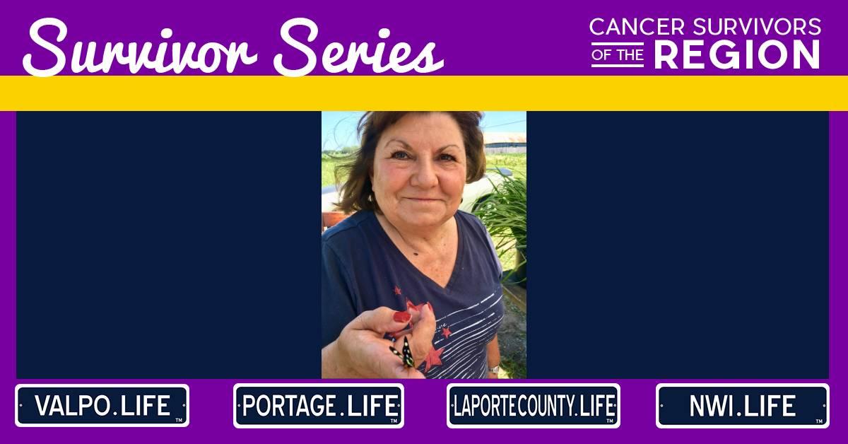 Cancer Survivor Series: Toni Miller