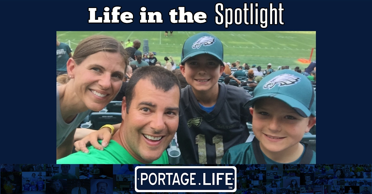 A Portage Life in the Spotlight: Thomas Kinsey
