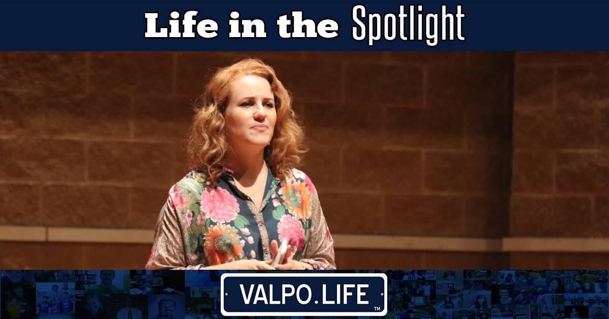 A Valpo Life in the Spotlight: Natalie Krivas
