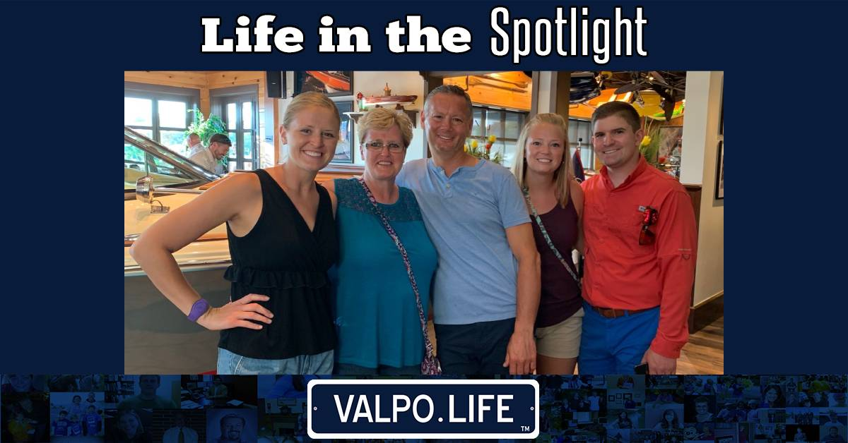 A Valpo Life in the Spotlight: Paul Hines
