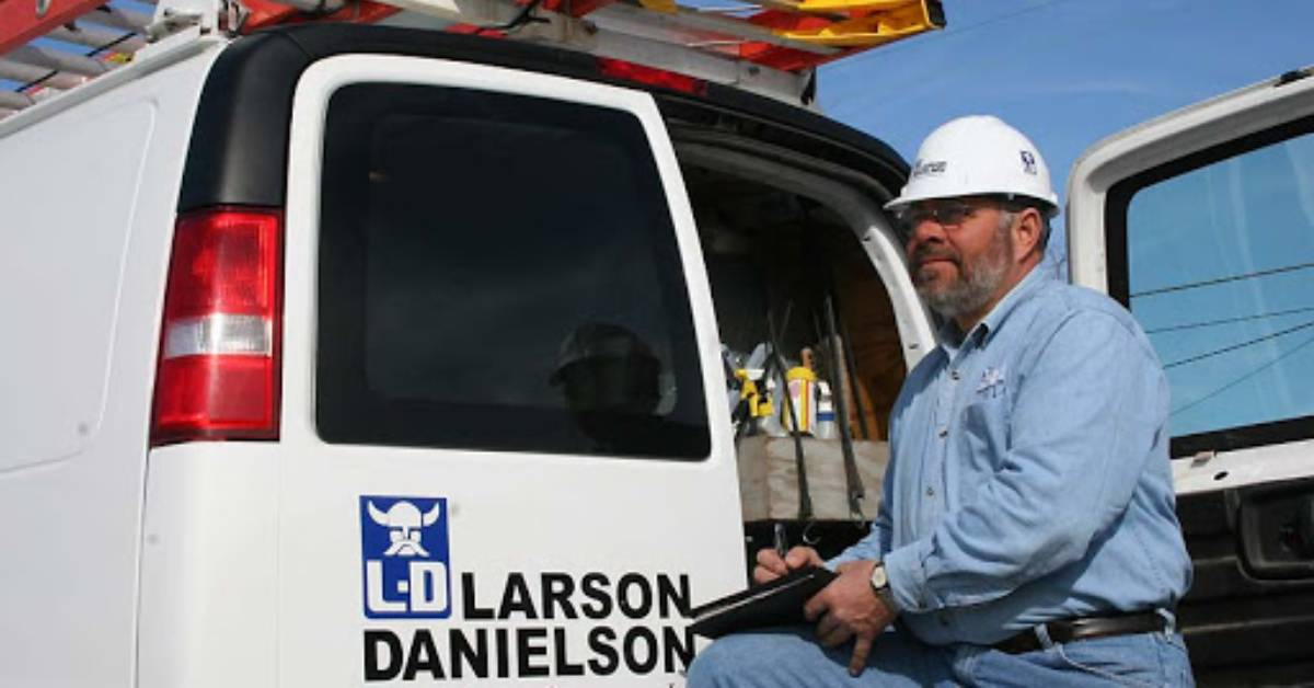 A LEAP Member Spotlight: Larson-Danielson Construction