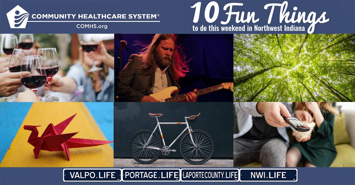 10 Fun Things to do in Northwest Indiana this weekend, July 24 – 26