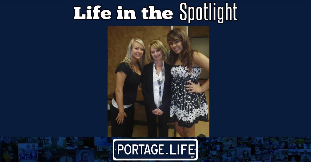 A Portage Life in the Spotlight: Deborah Gannon