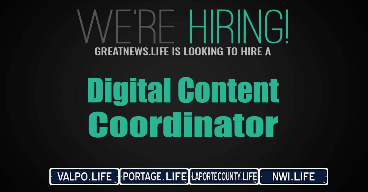 GreatNews.Life is hiring a Digital Content Coordinator
