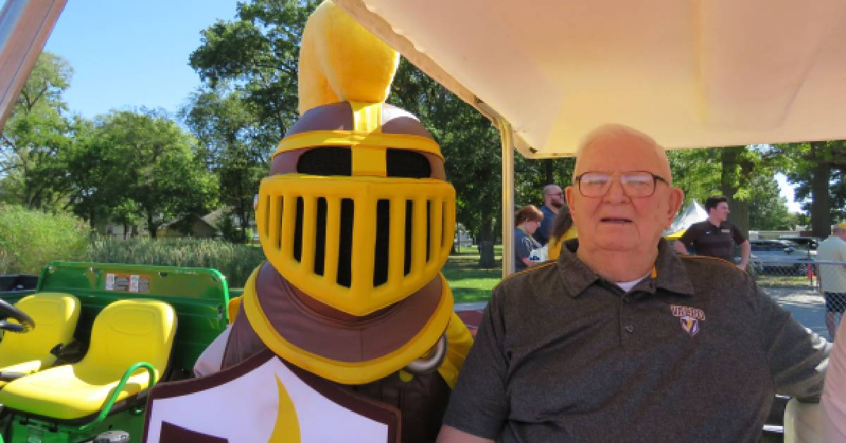 Community mourns passing of lifelong Valpo resident, Donald (Don) Dean Findling