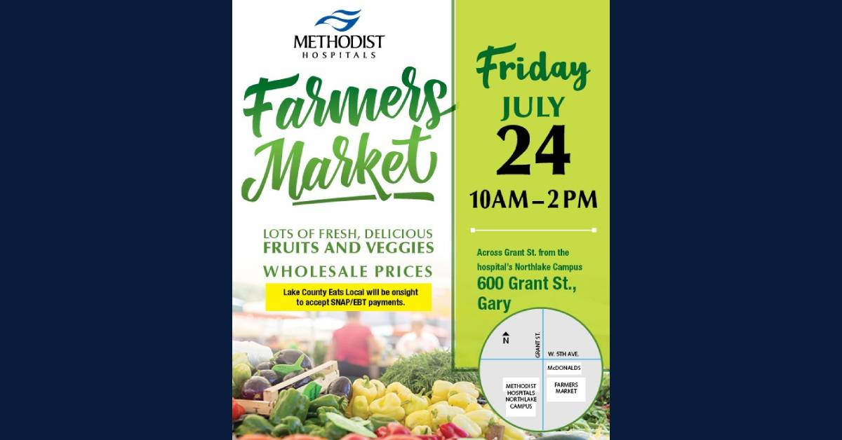 Methodist Hospitals Farmers Market
