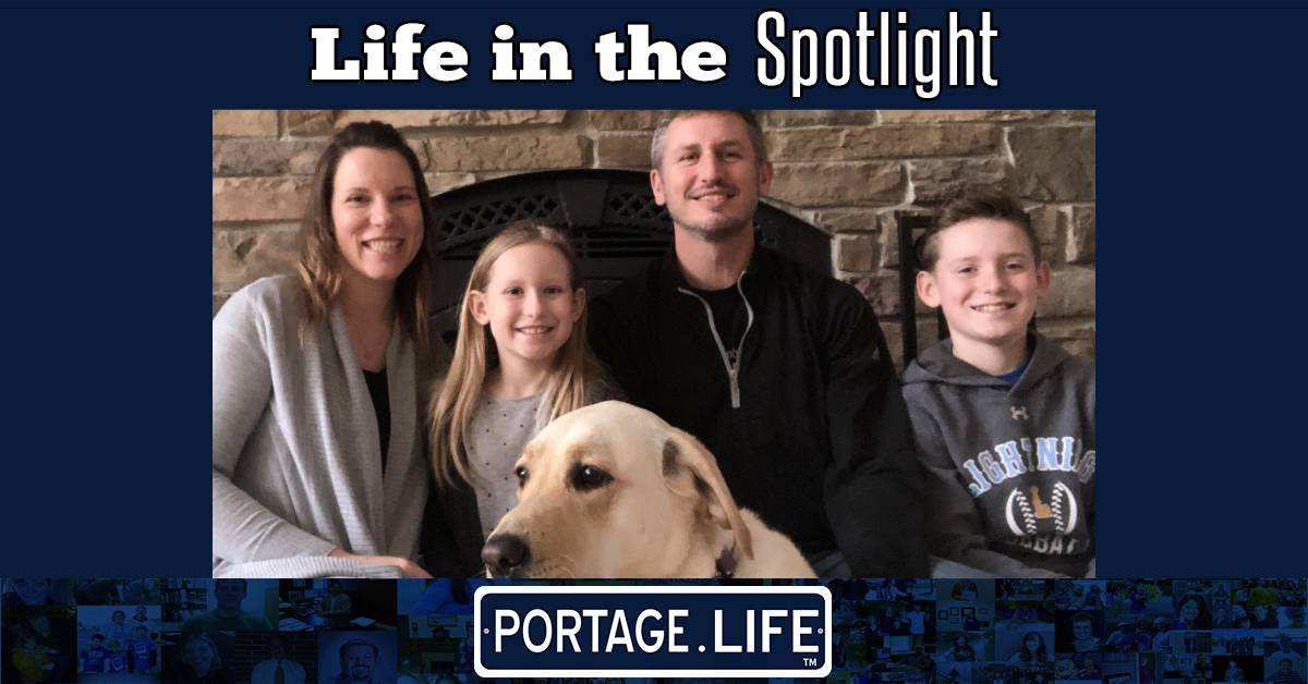 A Portage Life in the Spotlight: Jeannette Barich