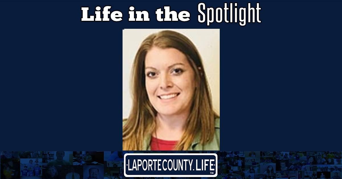 A La Porte County Life in the Spotlight: Lisa Marks