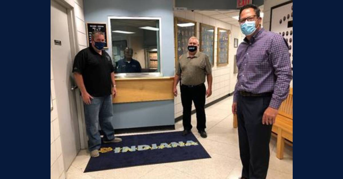 La Porte police station gets bulletproof service windows to open access to public, protect staff
