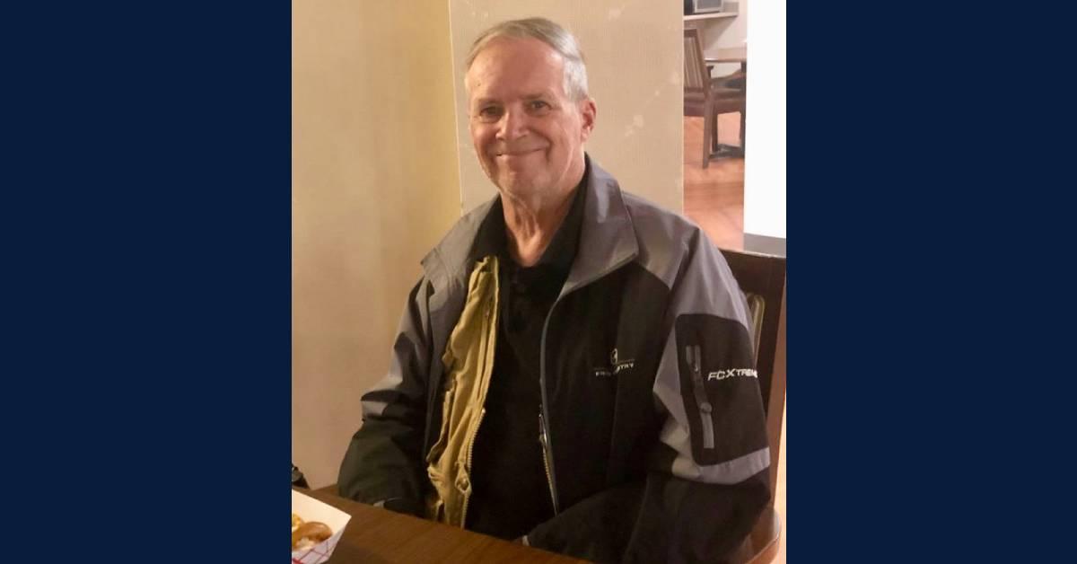 A Belvedere Senior Housing Resident Spotlight: Larry Cunningham