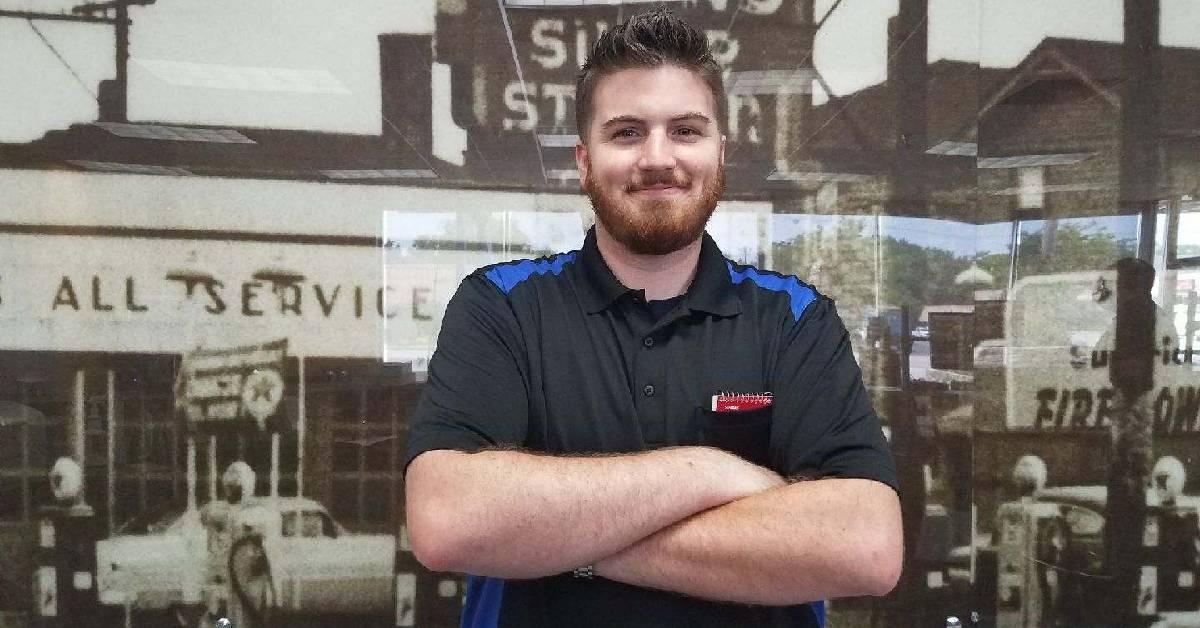 A Levin Tire & Service Center Employee Spotlight: Michael Quinn