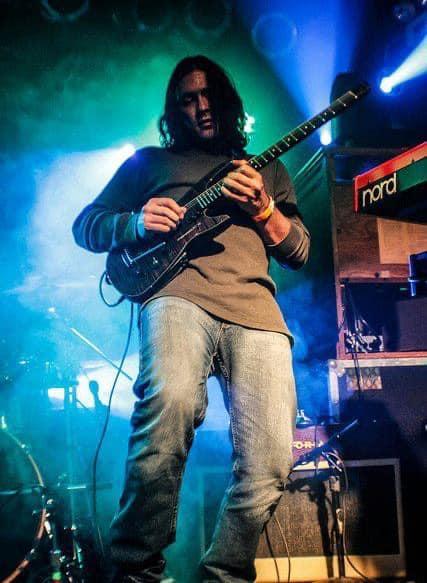 Marco Villarreal guitar player