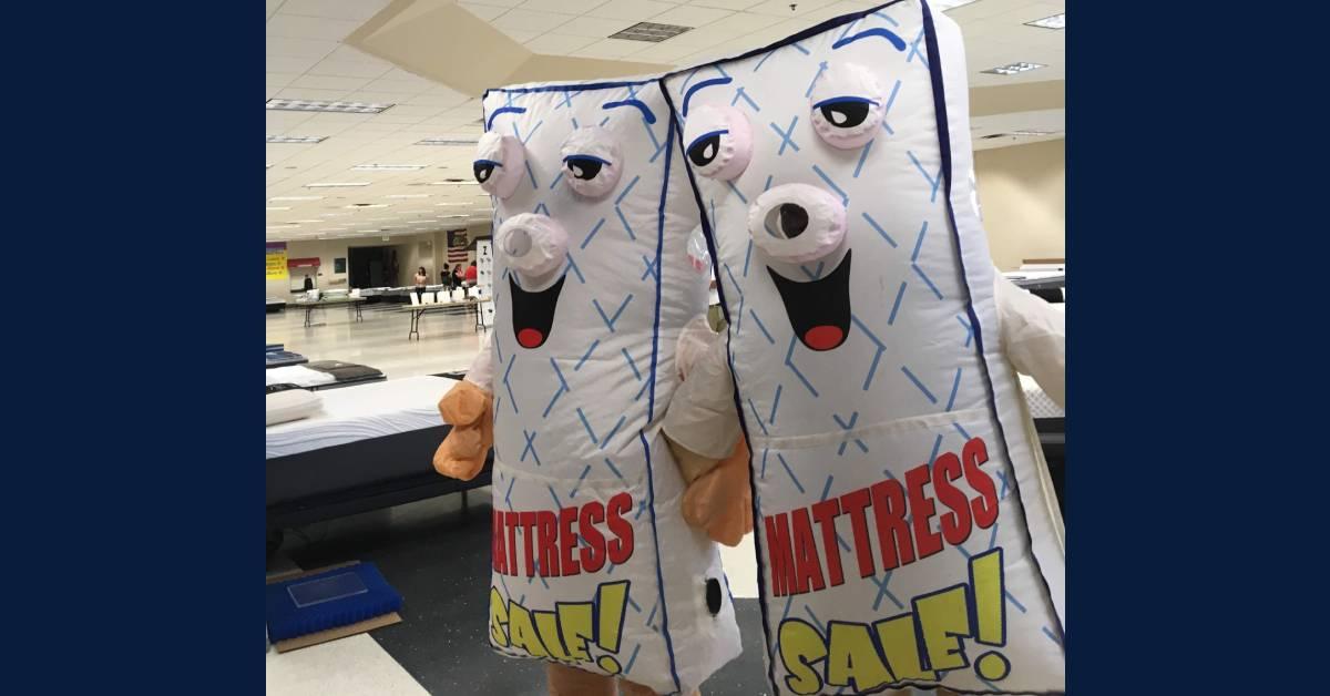 Munster Band mattress sale