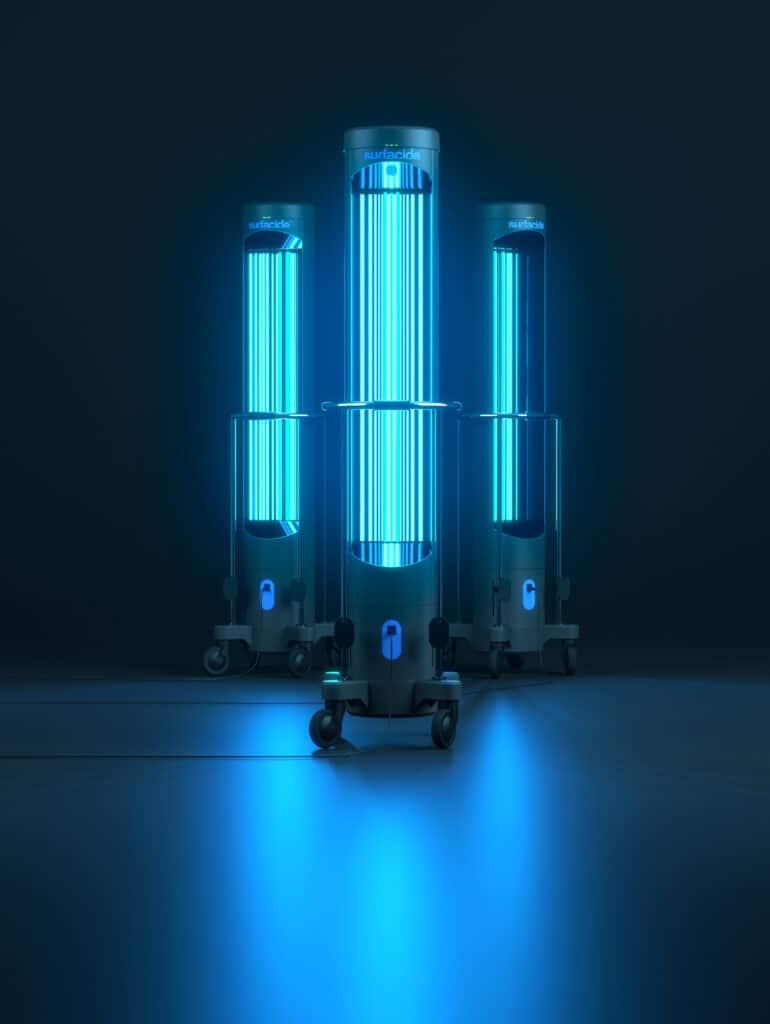 UV-C light technology