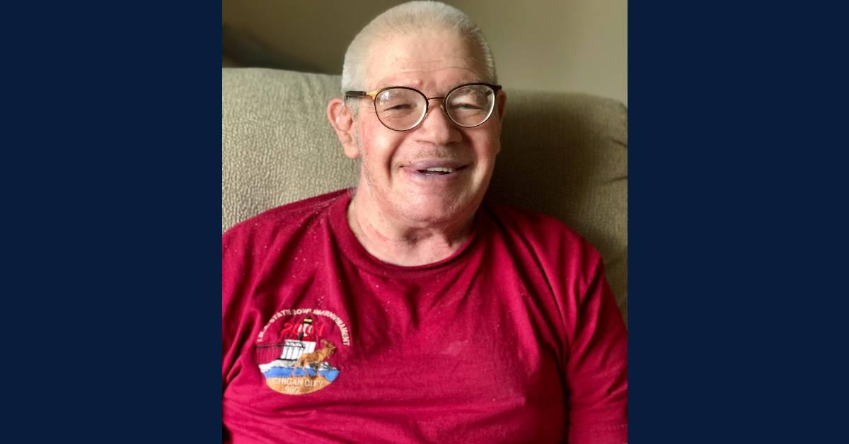 A Belvedere Senior Housing Resident Spotlight: Timothy Armstrong